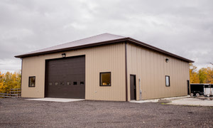 Custom Shops and Outbuildings