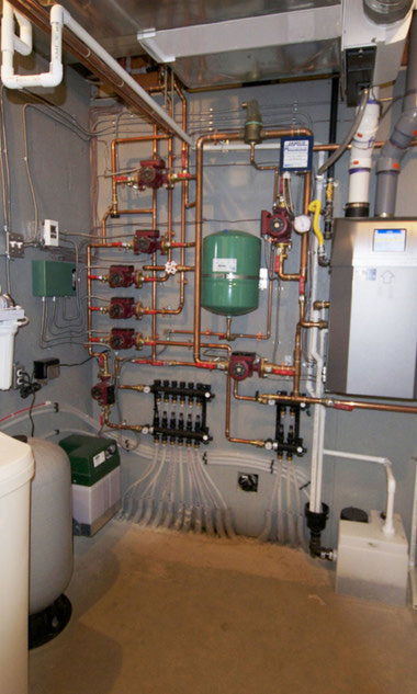 State-of-the-art Boiler System